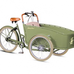 johnny loco Cargo Lima Bakfiets