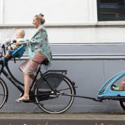 Yepp Fietskar Trailer Duo 2 Kinderen-2