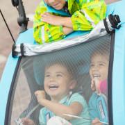 Yepp Fietskar Trailer Duo 2 Kinderen-3