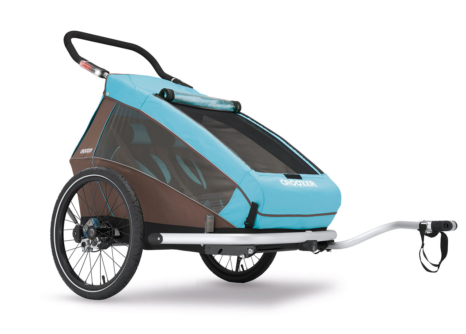 Croozer-Kid-Plus-for-2-Trailer