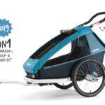 croozer-kid-plus-for-1-mit-fahrrad-buggy-und-jogger-set-modelljahr-2019