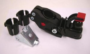 adapter voor koppeling aan de zadelpen
