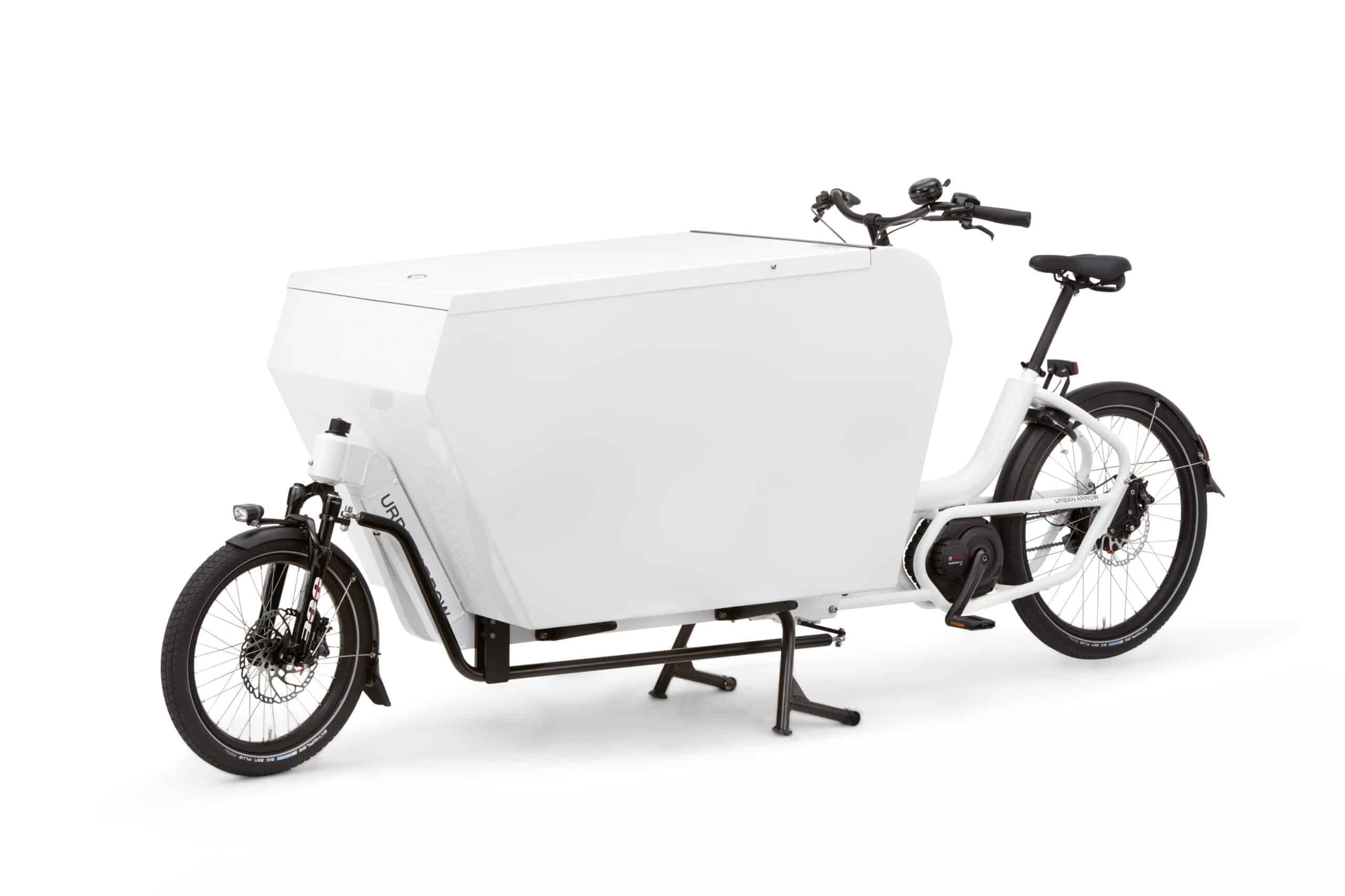 URBAN ARROW© Cargo XL Performance CX Alu box 4-min