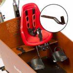 Beugel om bobike-mini op het zitbankje te monteren