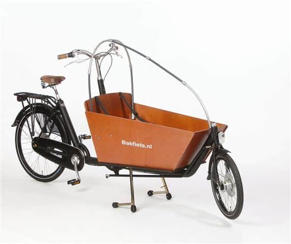 Opvouwstokken cargobike short en long